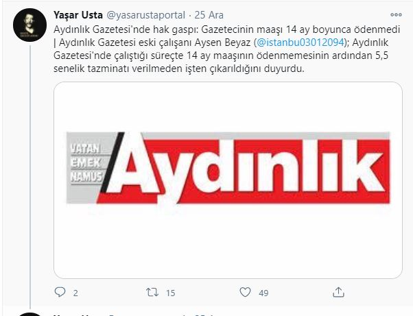 AydinlikGazete